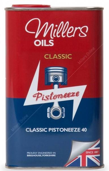 Classic Pistoneeze 40