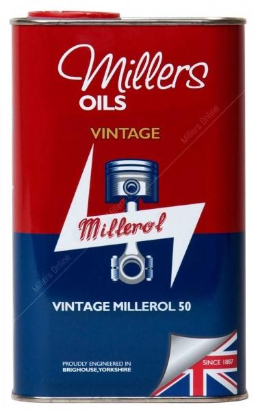 Vintage Millerol 50