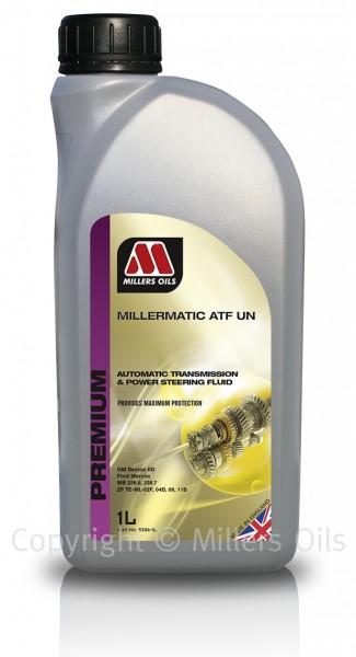 Millermatic ATF UN Automatikgetriebeöl