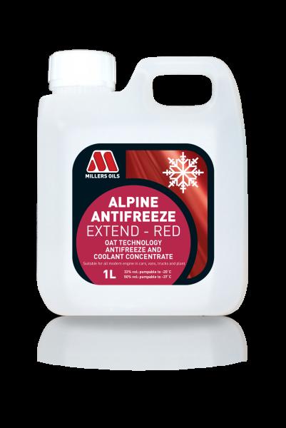 Antifreeze Extended Red Kühlerfrostschutz