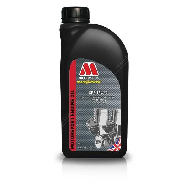 Millers Oils CFS 15W60