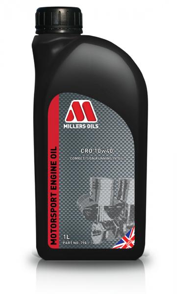 CRO 10W40 Einlauföl