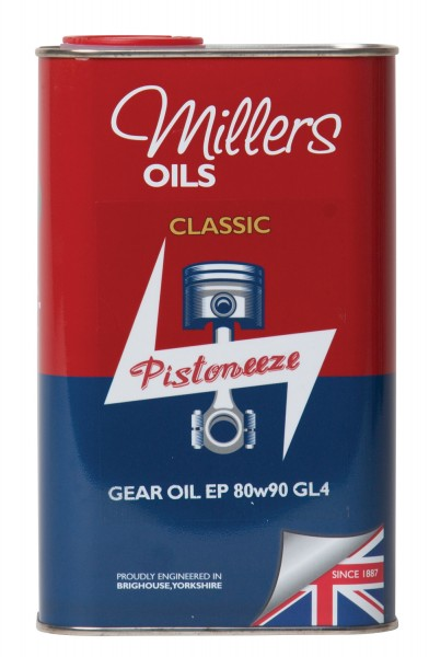 Classic Gear Oil EP 80W90 GL4