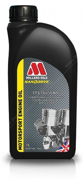 Millers Oils CFS 10W50 NT+